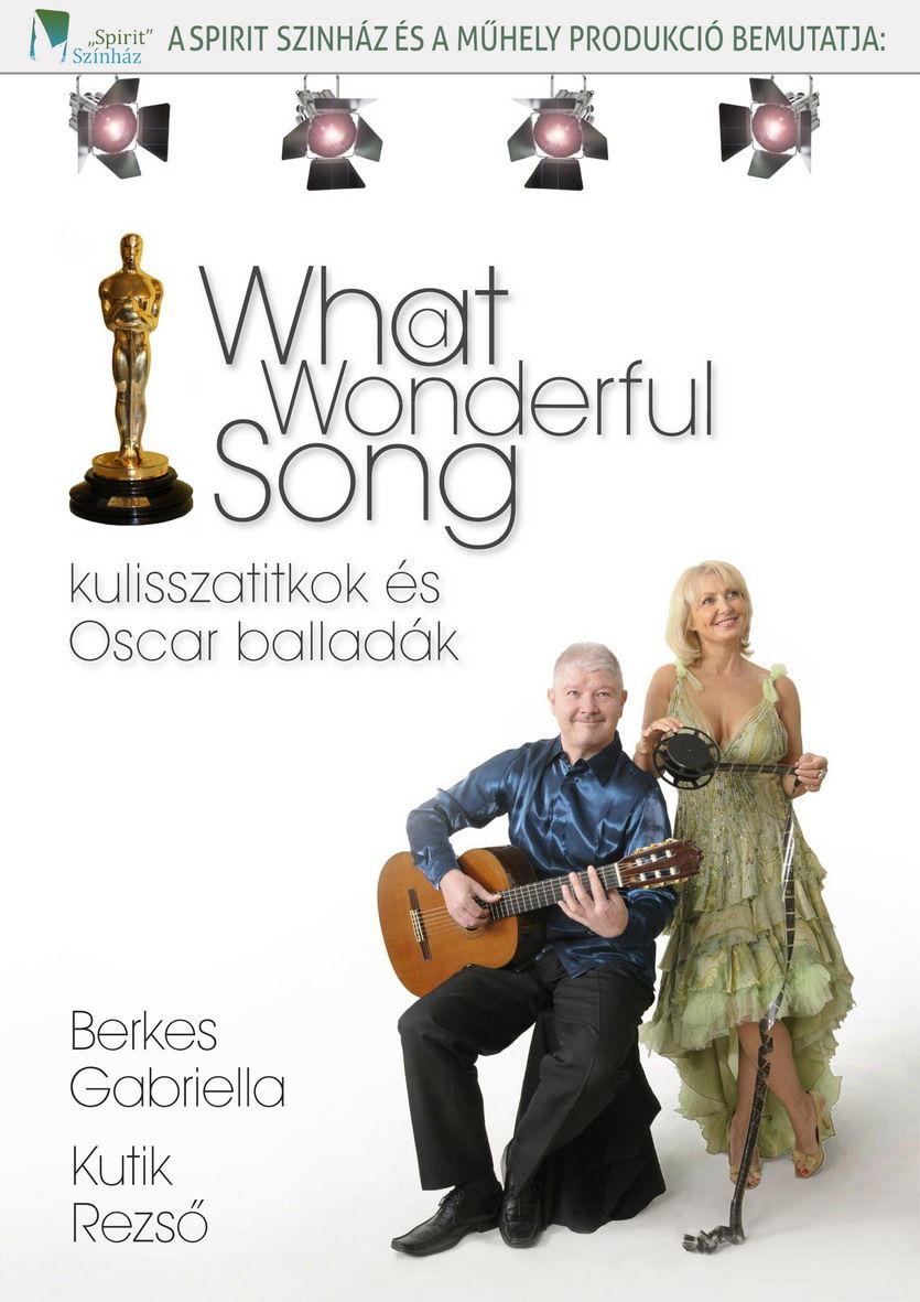 """""""WawS"""" – What a wonderful SONG / Hollywood titkai és slágerei"""