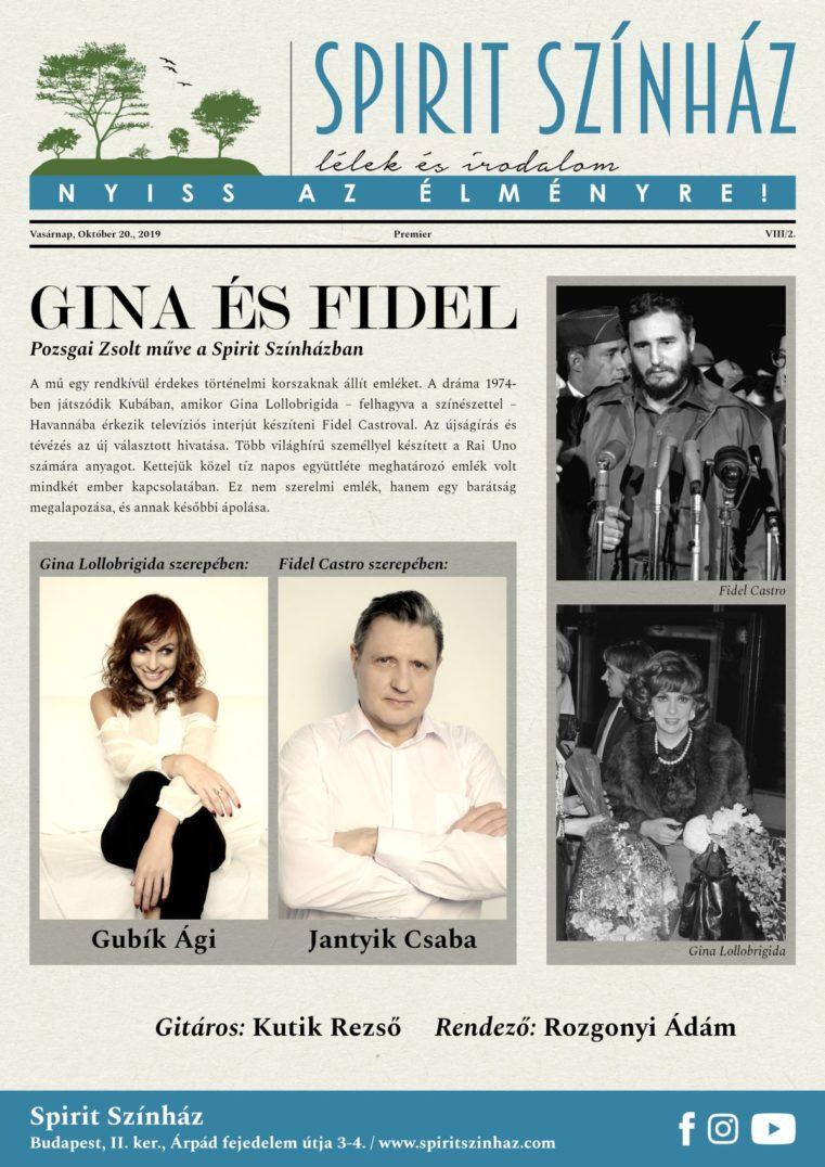 Gina és Fidel