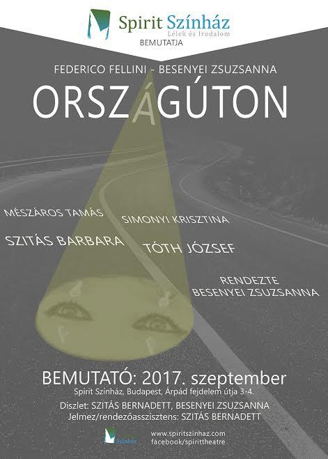 Országúton (La strada)