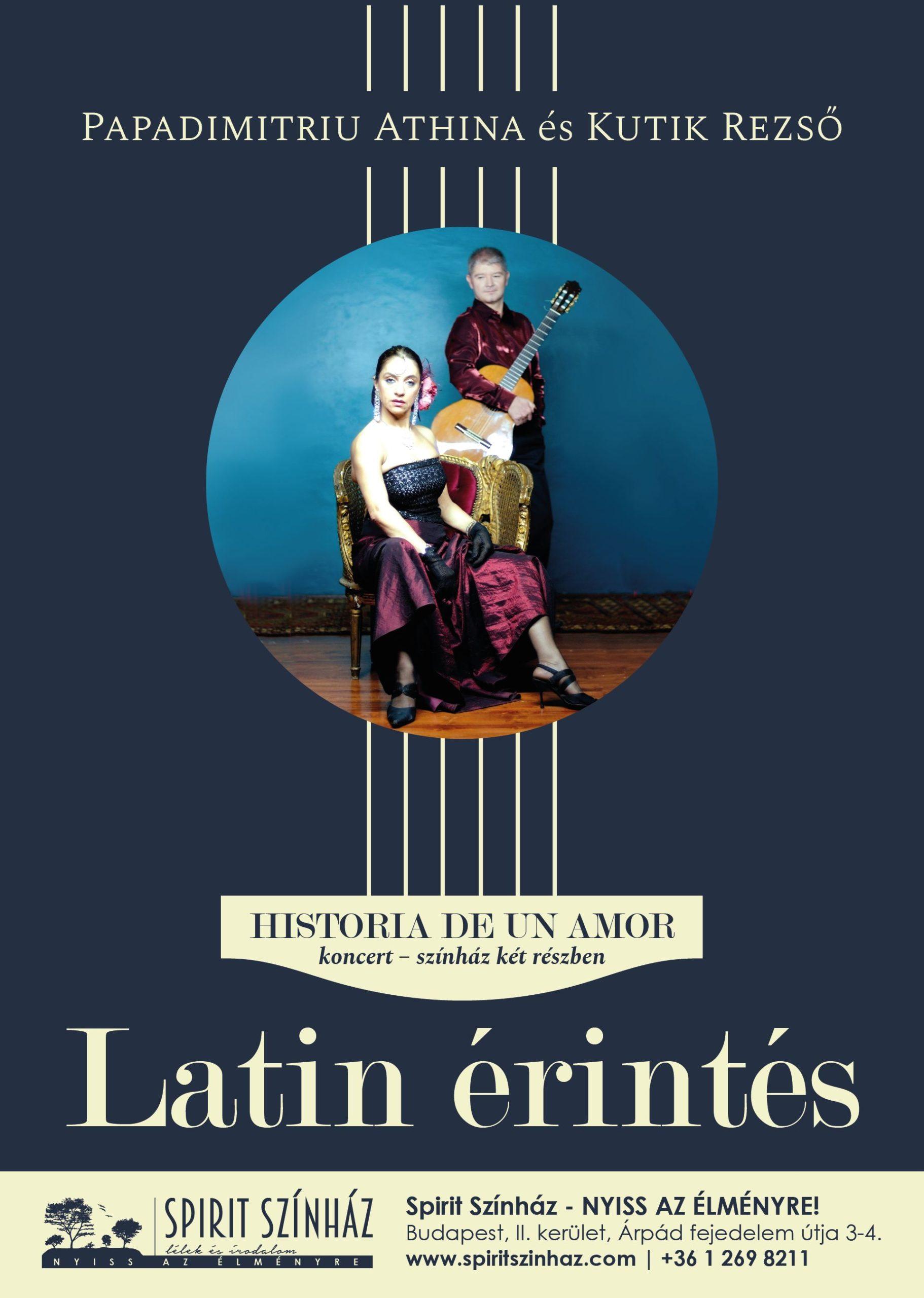 Latin érintés / Historia de un amor