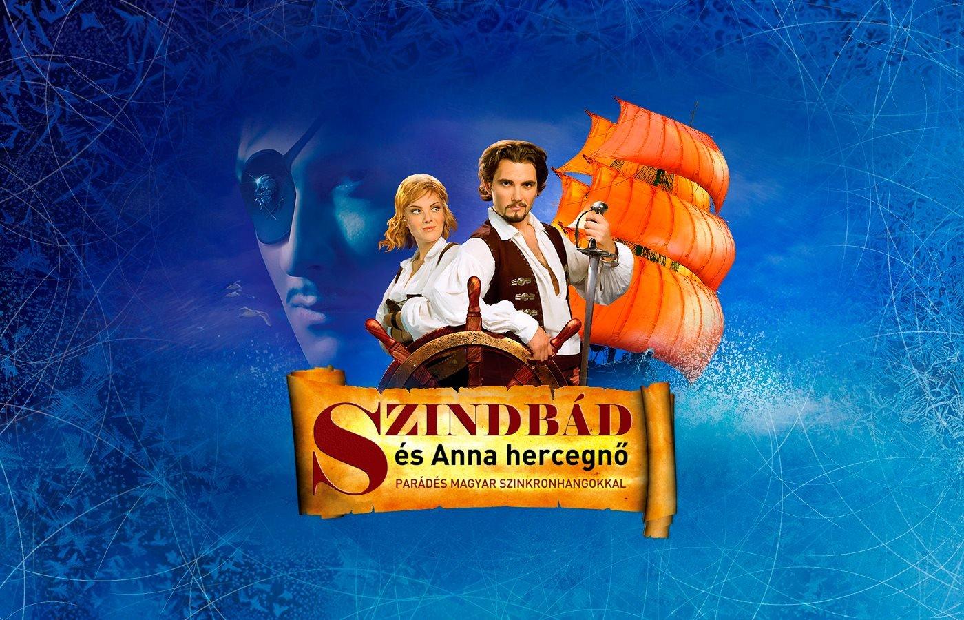 Szindbád és Anna hercegnő