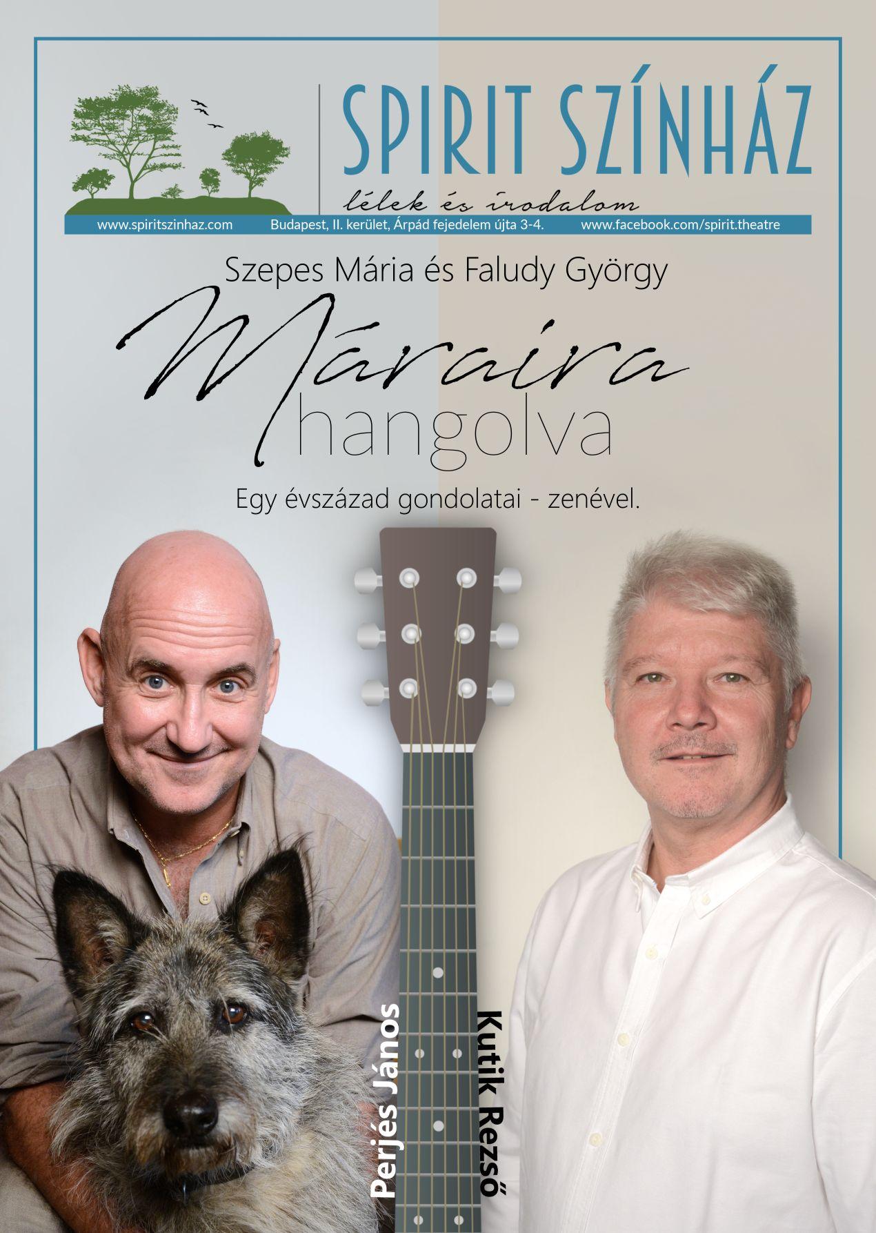 Máraira hangolva: Szepes Mária és Faludy