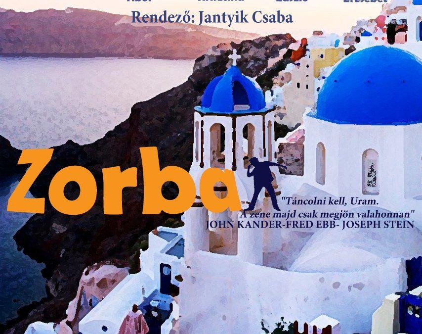 ZORBA, a görög