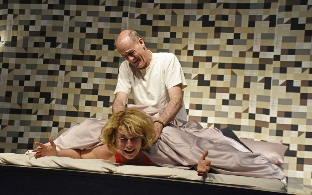Hegyi Barbara és Seress Zoltán újra egy ágyban!