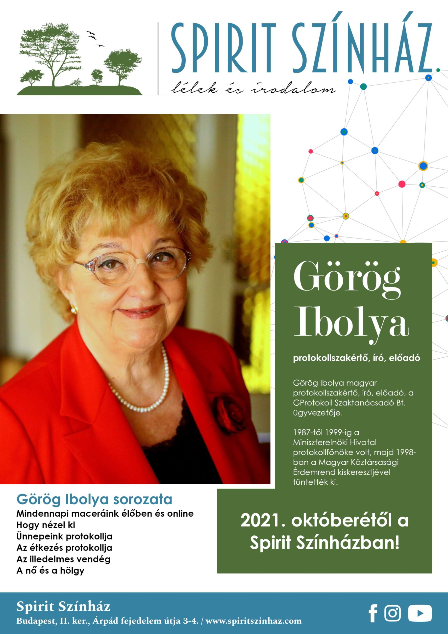 Görög Ibolya sorozata